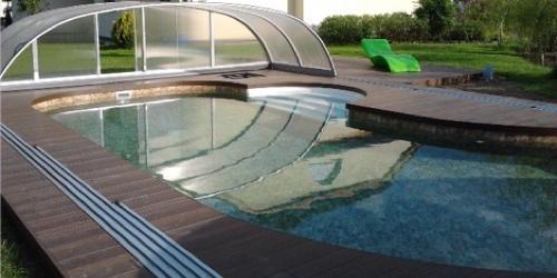 Skimmerový typ bazéna
