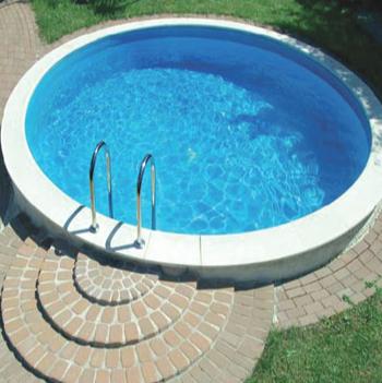 Montovaný bazén Bari